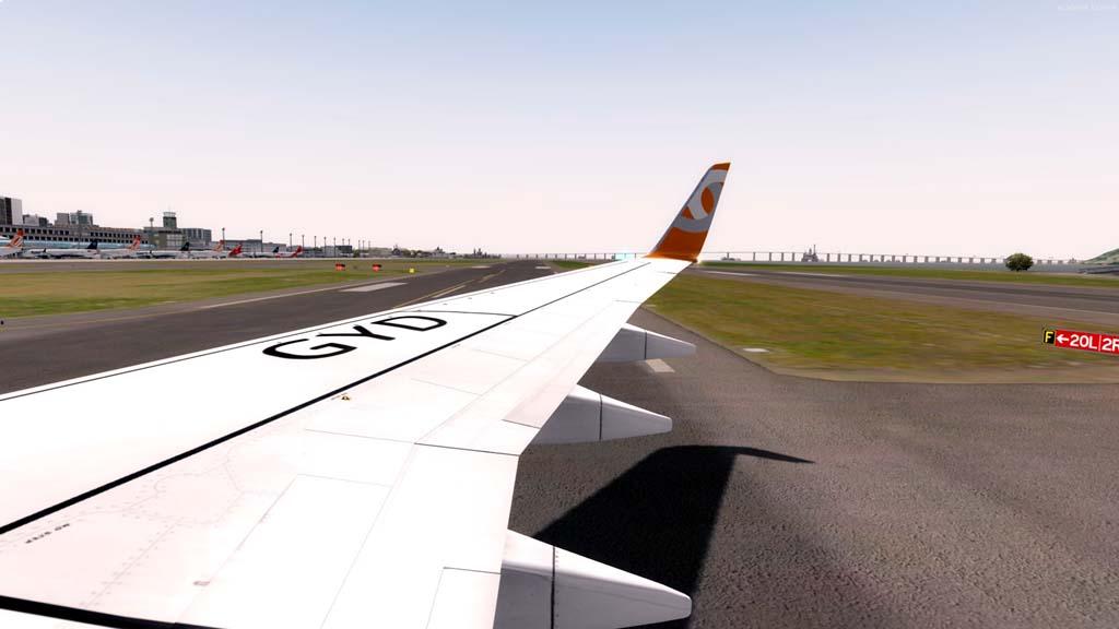 Belo voo Gol B738 PR-GYD 2017-838