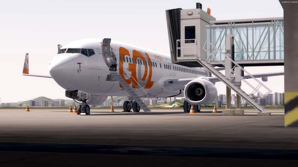 Belo voo Gol B738 PR-GYD 2017-840