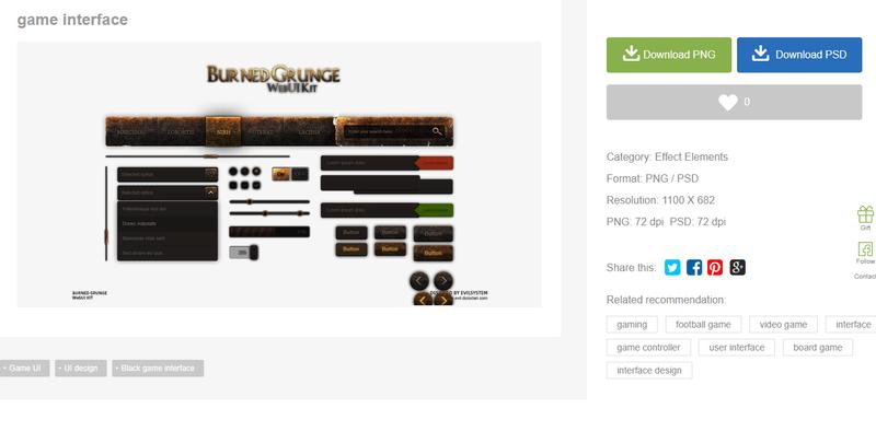 Recursos para Games 1222310