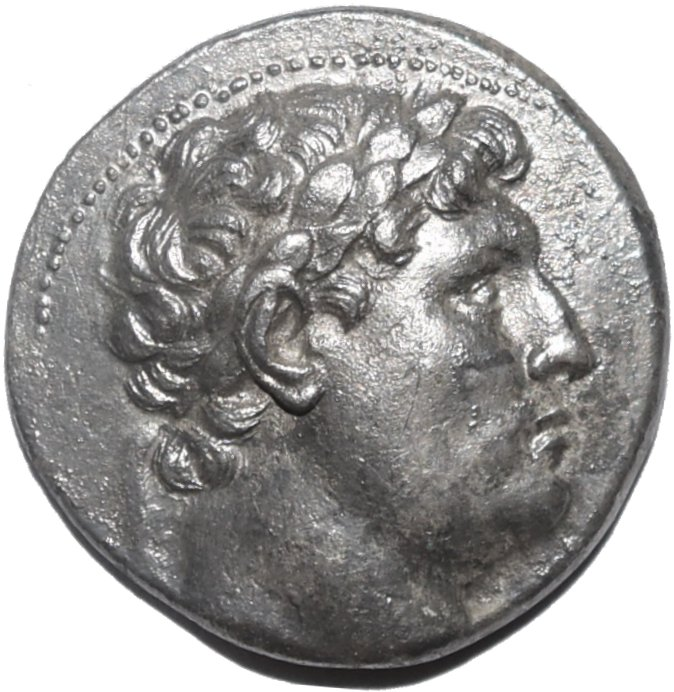 Reyes de Pérgamo. Eumenes I. Tetradracma de plata. ca. 255-241 a.C. Dsc_3312