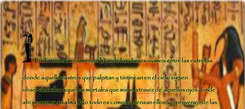 Anubis la llave dorada Egipcia, el Juez Histor12
