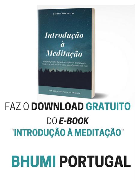 Amostras Bhumi Portugal - E-book grátis Introdução à Meditação 21430410