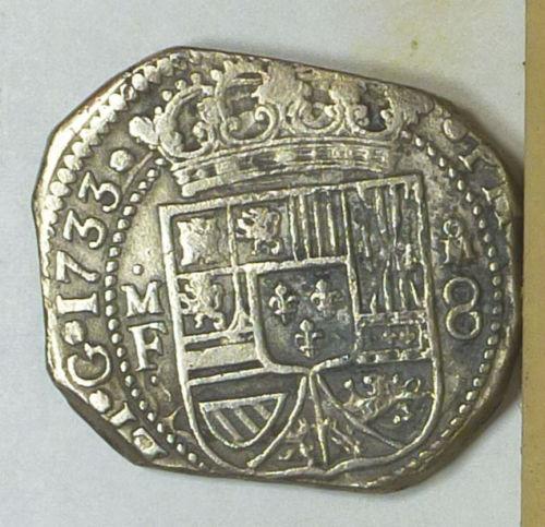 8 Reales (klippe) Felipe V , ceca de Mexico a la venta en plataforma internet _12b11