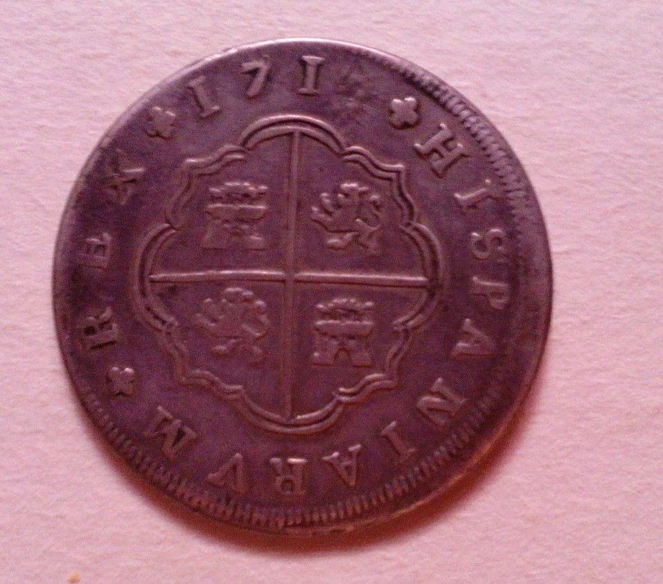 8 reales de Felipe V 1718, Sevilla _5710