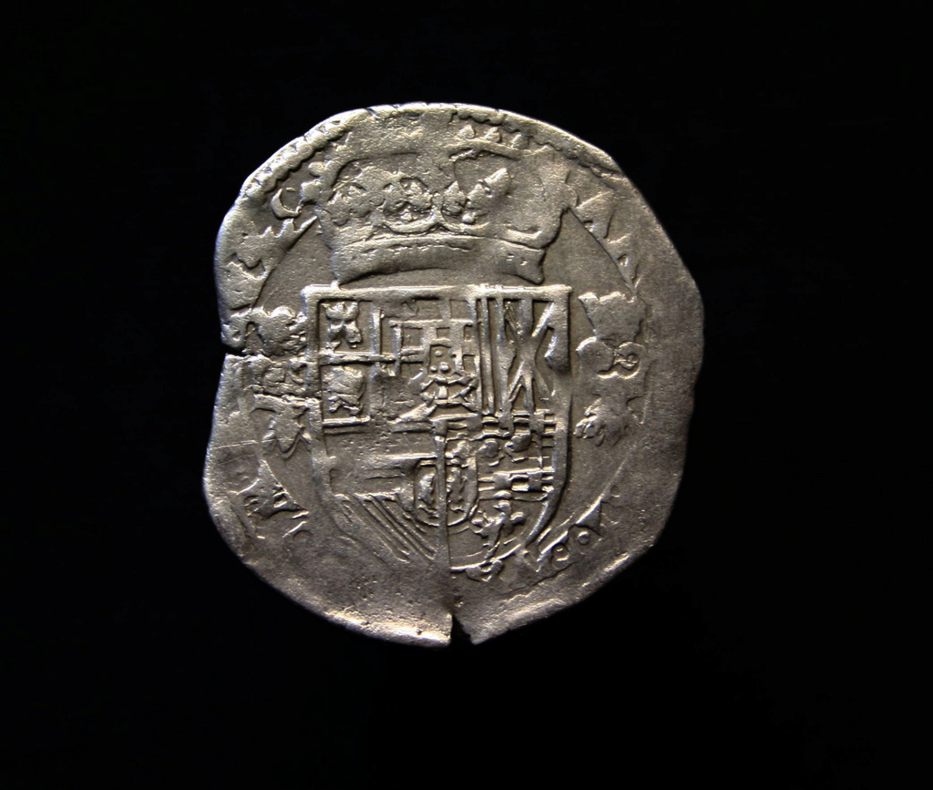 Mini patagón de Felipe IV, 1623. Dola, Condado de Borgoña. 1/32 Patagón. C9fa5210