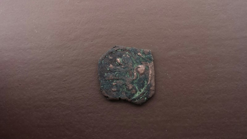 Dos maravedís de Granada de Felipe III o IV Cm170711