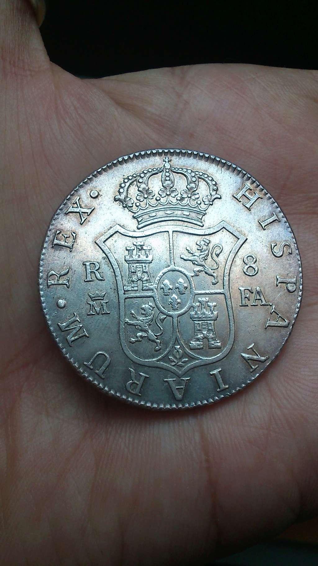 8 reales 1805. Carlos IV. Madrid Dsc_0011