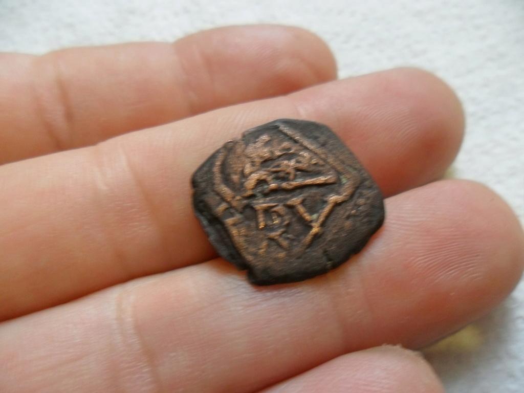 8 maravedies de Felipe III ,ceca de  Toledo Sam_3818