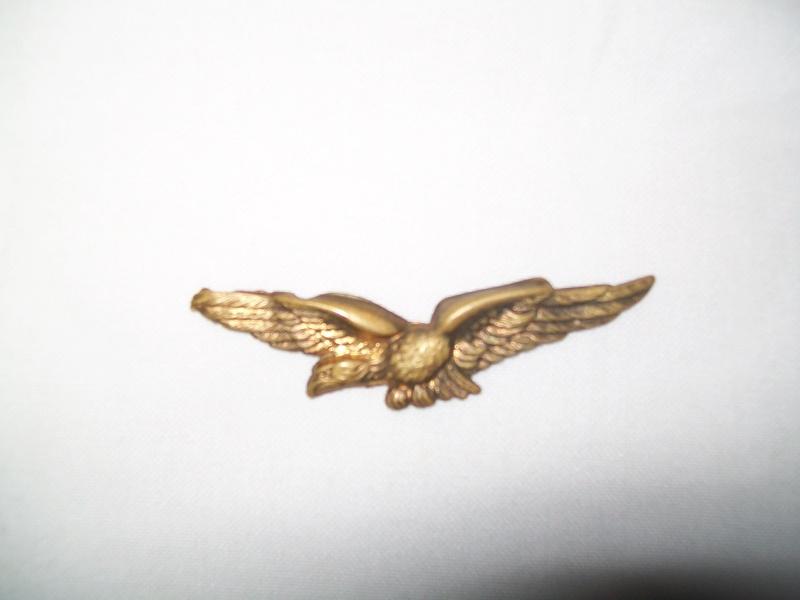 Calot RAF réemploi français. 100_3134