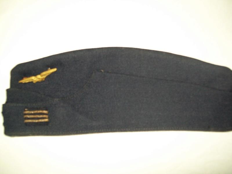 Calot RAF réemploi français. 100_3136