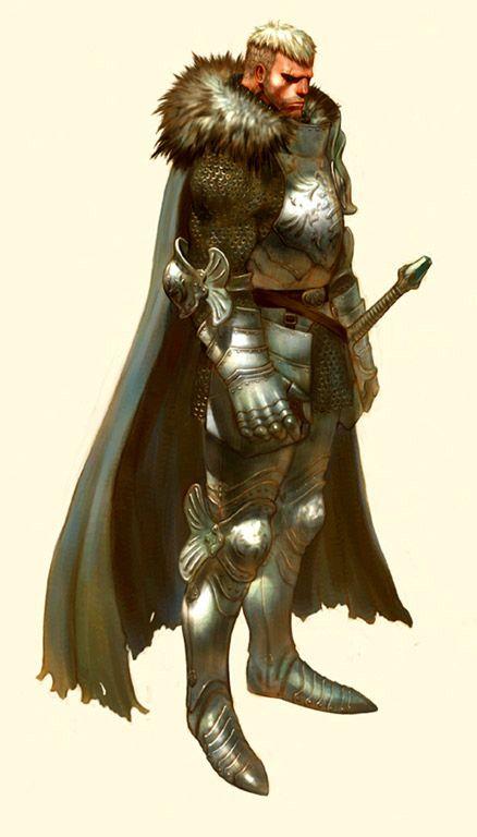 Royaume du Norror, le Bouclier Damien10