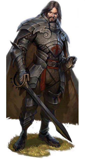 Royaume du Norror, le Bouclier Soldat10