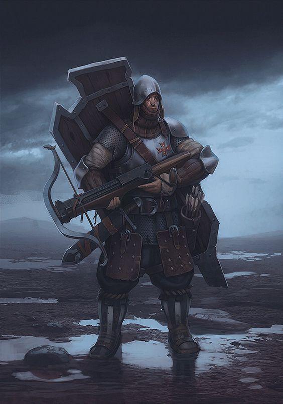 Royaume du Norror, le Bouclier Soldat11