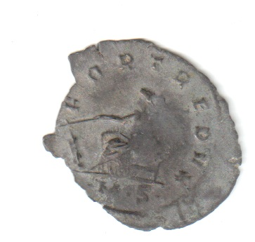 Antoniniano de Galieno. FORT REDVX. Milán  Antonr10