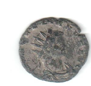 Antoniniano de Aureliano. PIETAS AVG. Milán Gallie10