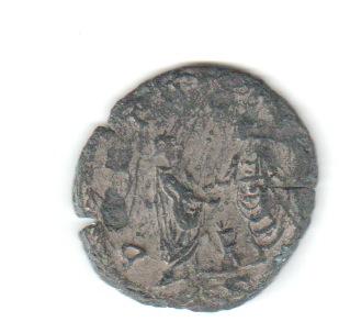 Antoniniano de Aureliano. PIETAS AVG. Milán Gallie11