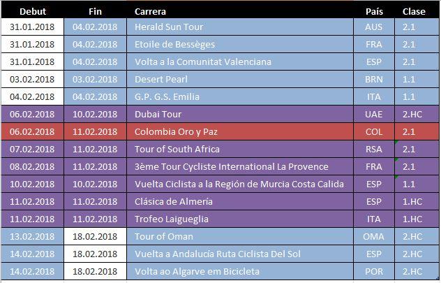 Colombia Oro y Paz 2018 Oroypa11
