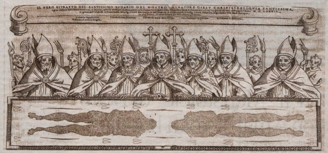 S. Carlos Borromeo / Santo Sudario de Turín  (R.M. Pe Carlos Borromeo 33) 02_ost11