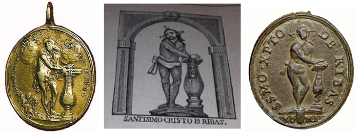 Santísimo Cristo de los Afligidos / Escudo Mercedario - MR551- (R.M. SXVII-O446) Fsvnov10