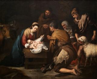 San Pedro Regalado / Adoración de los pastores - MR561- (R.M. SXVIII-C139) Murill10