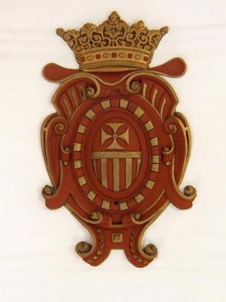 Santísimo Cristo de los Afligidos / Escudo Mercedario - MR551- (R.M. SXVII-O446) Retabl10
