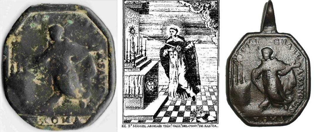 miguel de los santos - San Miguel de los Santos / Jesús Nazareno, s. XVIII  Rox210