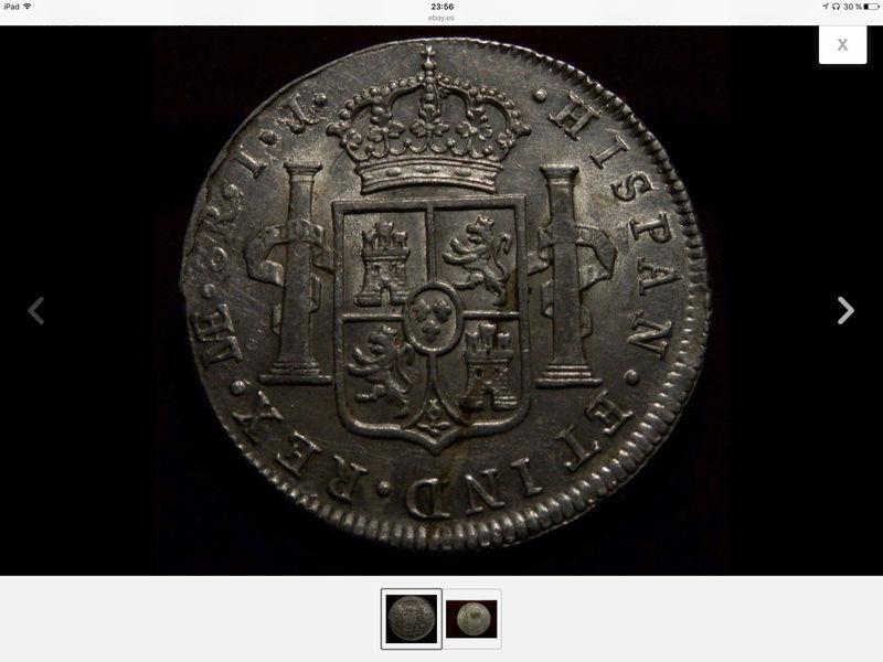 1792 Lima 8 reales de Carlos IV Img_0510