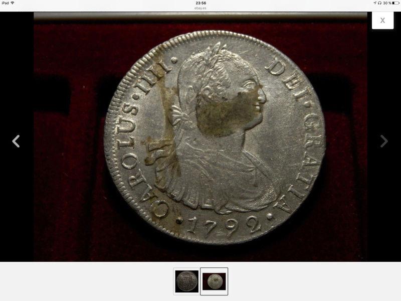 1792 Lima 8 reales de Carlos IV Img_0511