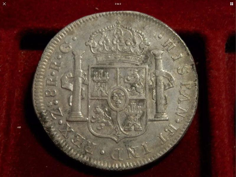 1822  8 reales Fernando VII de Zacateca Img_0625