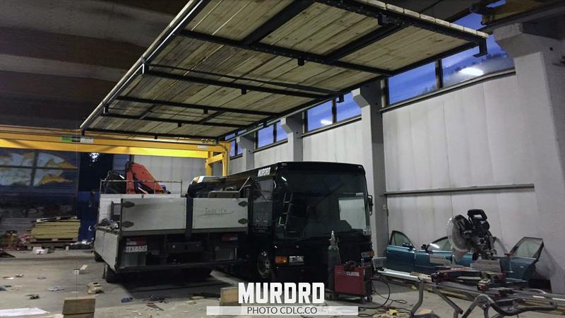 CDLC.CONVOY: MURDRD Mobile Shop & CDLC.CO RCKS Debot Scooter Chapte13