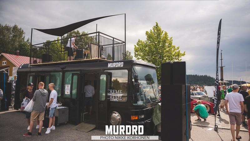 CDLC.CONVOY: MURDRD Mobile Shop & CDLC.CO RCKS Debot Scooter Chapte18