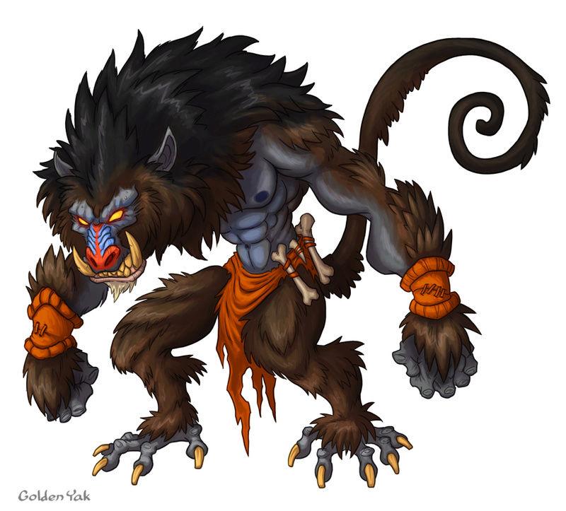 Objevitelská liga - Honba za zlatou opicí Zandri10