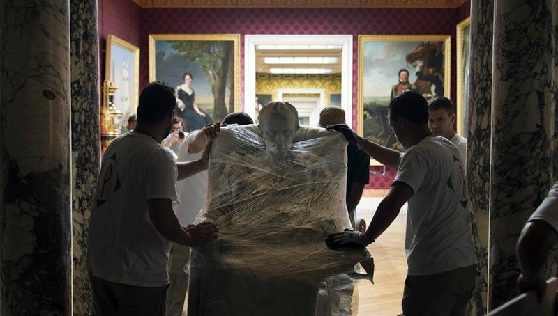 Arras : Napoléon, exposition «Versailles» en 2017-2018 - Page 2 21149910