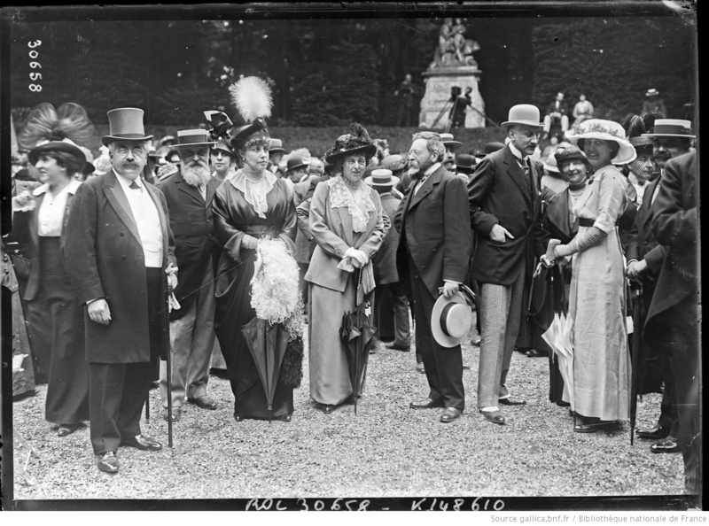 Journée d'études au château : Proust et Versailles  23-6-111