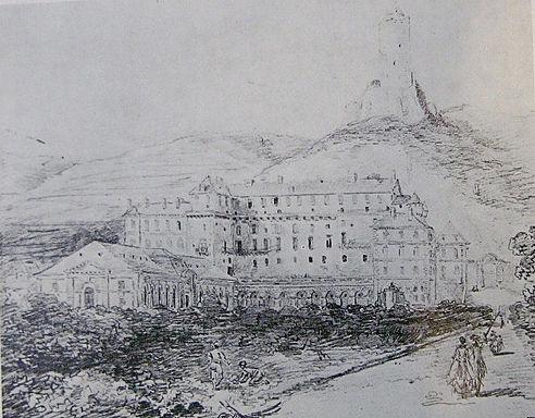 Hubert Robert et la fabrique des jardins à La Roche-Guyon 4ee1d810