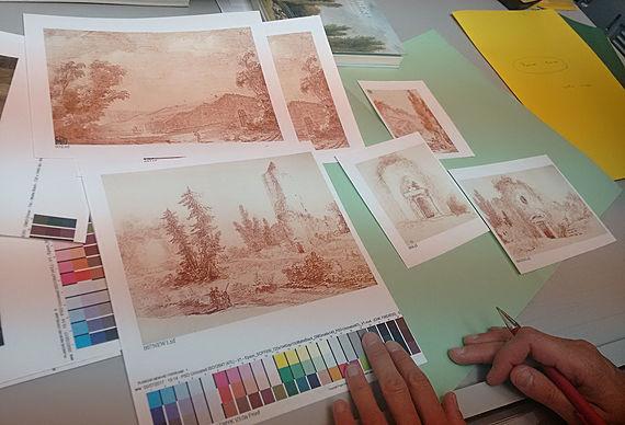 Hubert Robert et la fabrique des jardins à La Roche-Guyon 4ee1d811