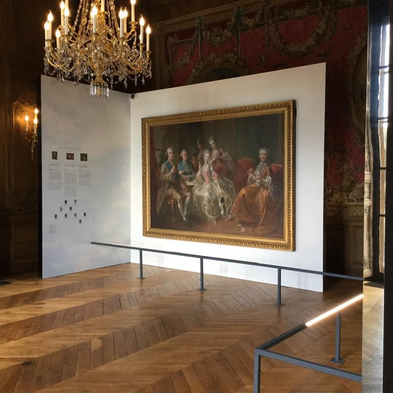 Réunion de Famille à Rambouillet : les Toulouse-Penthièvre Djtpht10