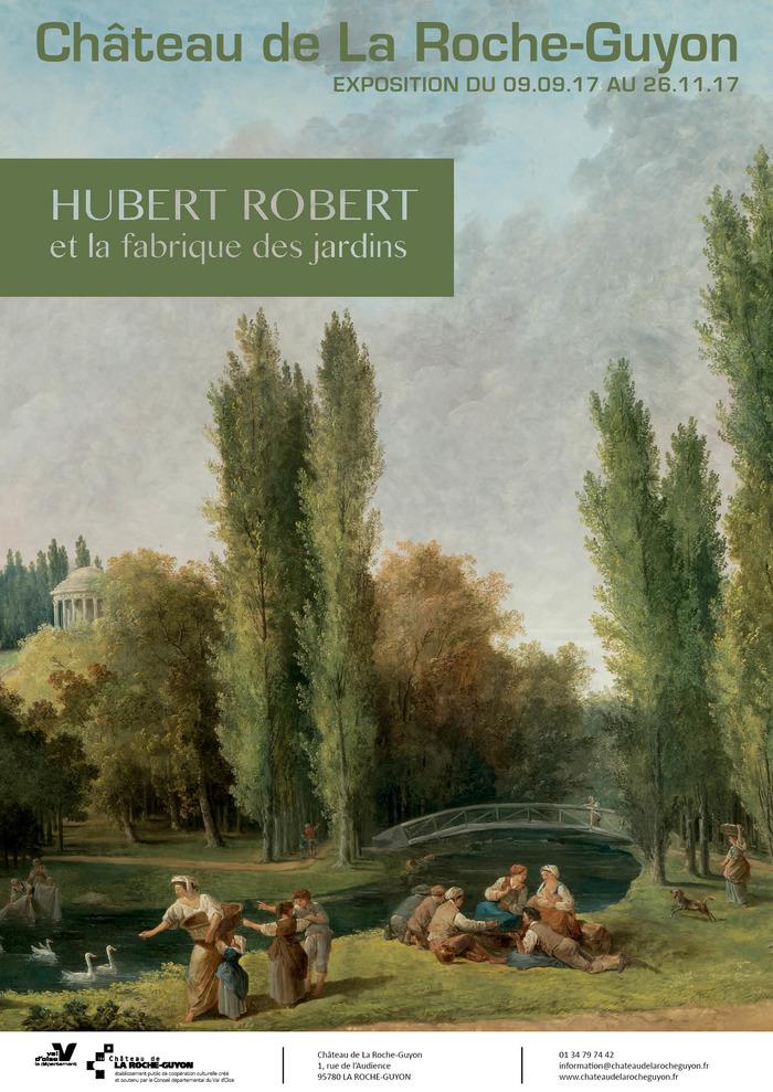 Hubert Robert et la fabrique des jardins à La Roche-Guyon Event_10