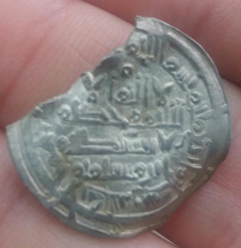 Dírham de Sulaymán, al-Ándalus, 400 H 20170918