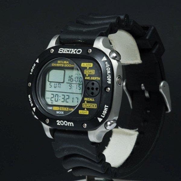 Seiko Diver's - a minha verdadeira paixão! M726-510