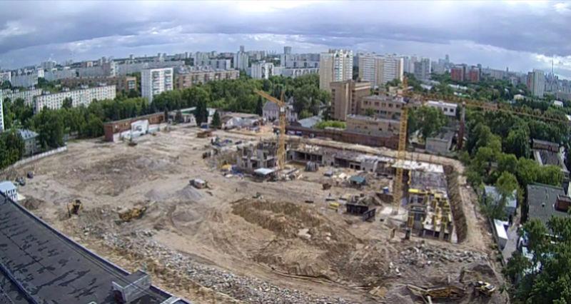 Строительство ЖК Нормандия - Страница 3 070710