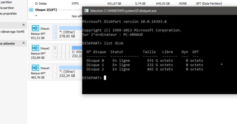 [RÉSOLU] partition reconnu en MBR au lieu de GPT Captur11