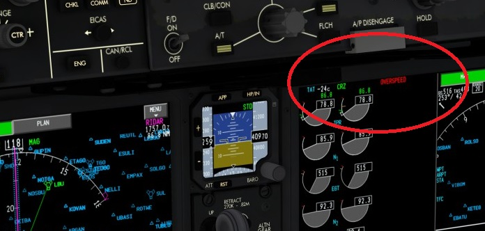 QualityWings 787 Dreamliner para FSX (Review de Eduardo Santos) 1010