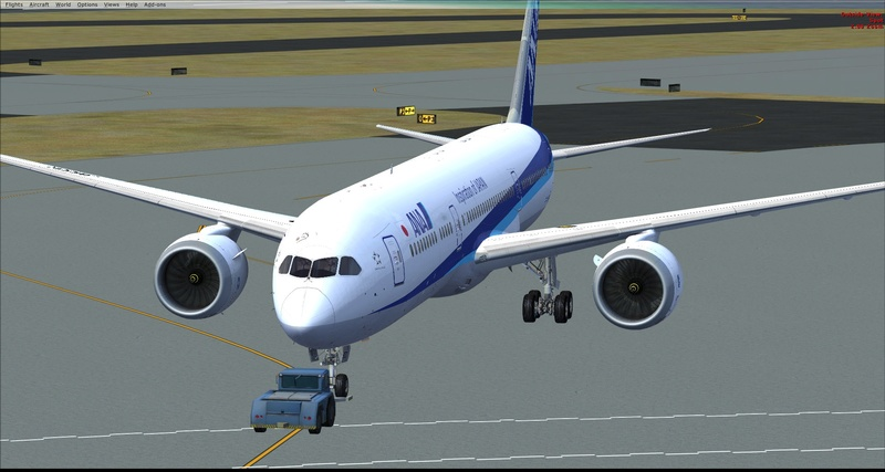 QualityWings 787 Dreamliner para FSX (Review de Eduardo Santos) 110