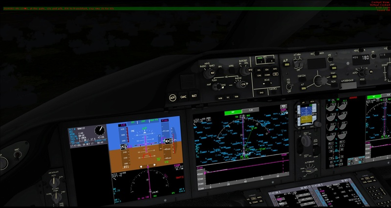 QualityWings 787 Dreamliner para FSX (Review de Eduardo Santos) 1110
