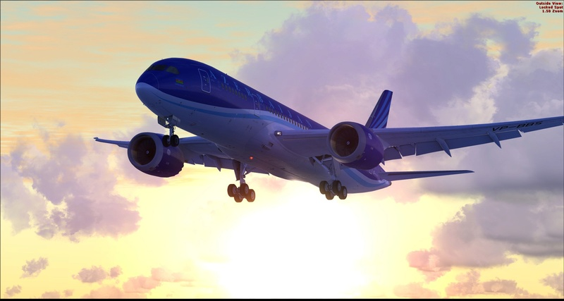 QualityWings 787 Dreamliner para FSX (Review de Eduardo Santos) 210