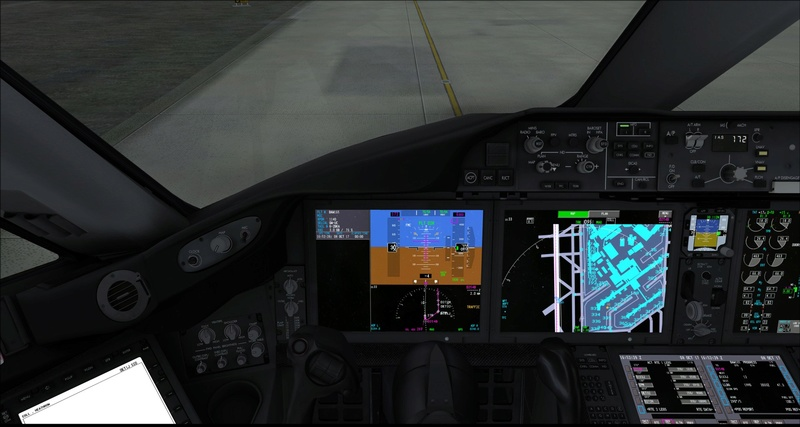 QualityWings 787 Dreamliner para FSX (Review de Eduardo Santos) 4b10