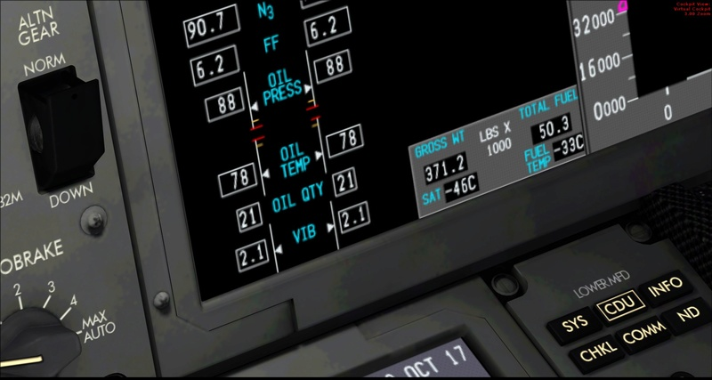 QualityWings 787 Dreamliner para FSX (Review de Eduardo Santos) 910