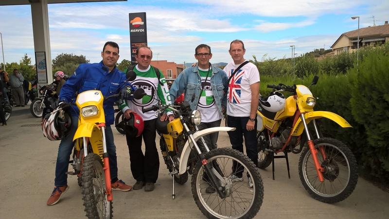 XIII Concentracion de motos antiguas Alberuela de tubo (Huesca) Wp_20110