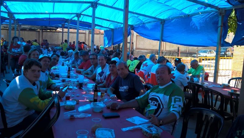 XIII Concentracion de motos antiguas Alberuela de tubo (Huesca) Wp_20112